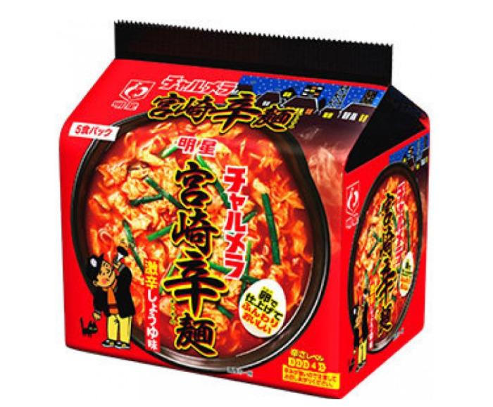 チャルメラ袋麺