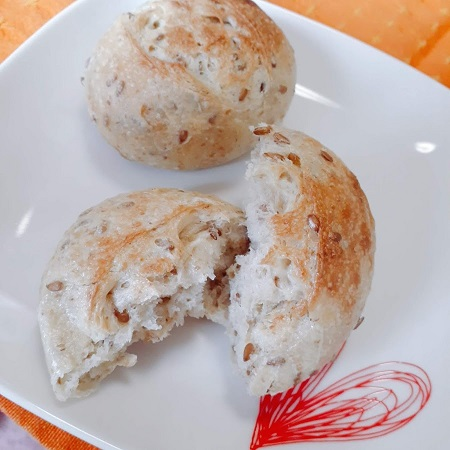 アマニと豆乳の毎日キレイパン